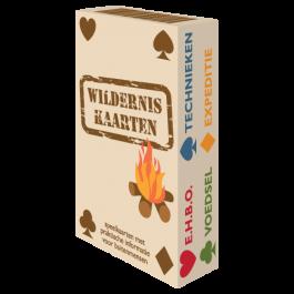 Speelkaarten:-Wilderniskaarten