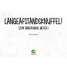 Ansichtkaart-Langeafstandsknuffel-#ikscoutthuis