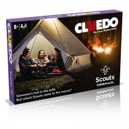 Cluedo-Scouts