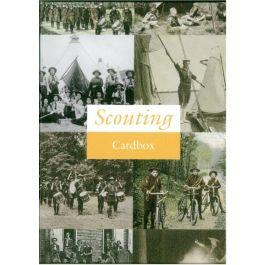 Cardbox-historische-Scouting-ansichtkaarten