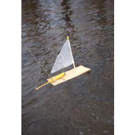Motorboot-bouwpakket-