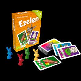 Kaartspel-Ezelen