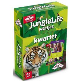 Kwartet-Junglelife