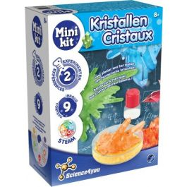 Science4You-Mini-kit-kristallen---Experimenteerset