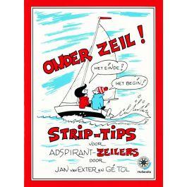 Onder-Zeil-(Stripboek-voor-beginners)