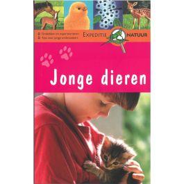 Expeditie-natuur-boekje:-Jonge-dieren