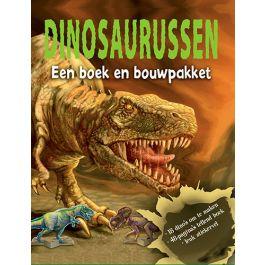 Dinosaurussen,een-boek-en-bouwpakket