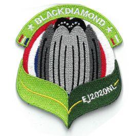 Troepbadge-Europese-Jamboree-Black-diamond-2020-