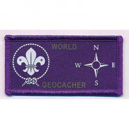 World-Scout-geocacher-badge