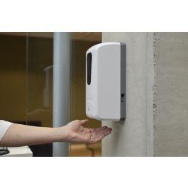Contactloze-handgel-dispenser