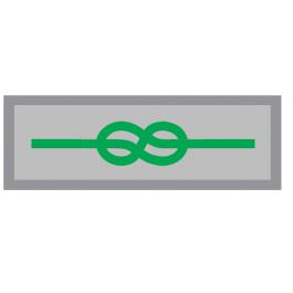 Waarderingsteken-Gouden-edelhert---badge