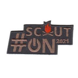Funbadge-#ScoutOn-2021
