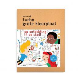 Turbo-grote-kleurplaat-'Stad'