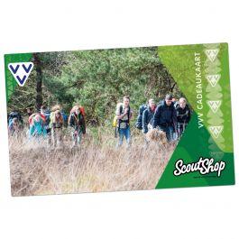 ScoutShop-VVV-cadeaukaart