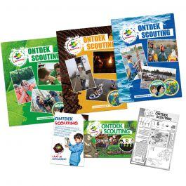 Scouting-Spreekbeurtpakket