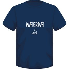 Scoutfun-t-shirt-Waterrat-navy