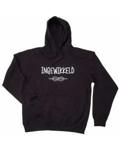 Scoutfun hoodie Ingewikkeld zwart