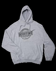 Scouting-Original-hoodie-sport-grey