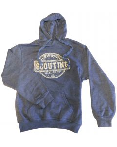 Scouting-Original-hoodie-heather-grey