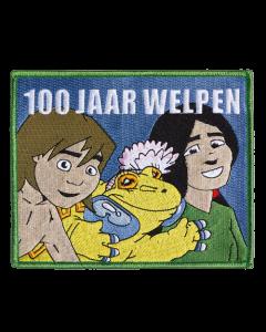 Dekenbadge 100 jaar welpen