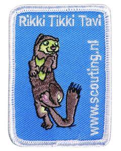 Funbadge Rikki-Tikki-Tavi