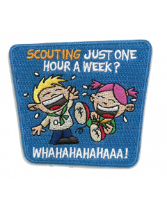 Funbadge Scouting just one hour a week?