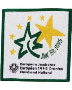 Badge Euro Jamboree'94 groot