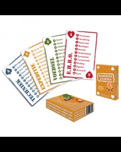 Speelkaarten: Wilderniskaarten (2e druk)