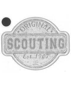 Scouting-Original-Autosticker-(grijs)