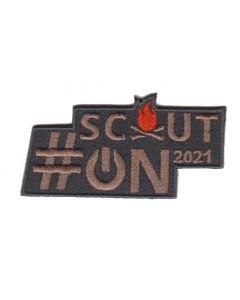 Funbadge #ScoutOn 2021
