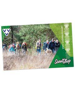 ScoutShop VVV-cadeaukaart