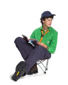 ScoutFit welpenblouse (groen)