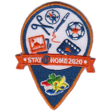 Funbadge stay@home